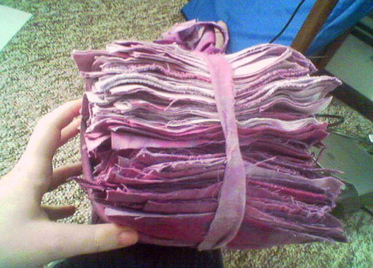 Family cloths\