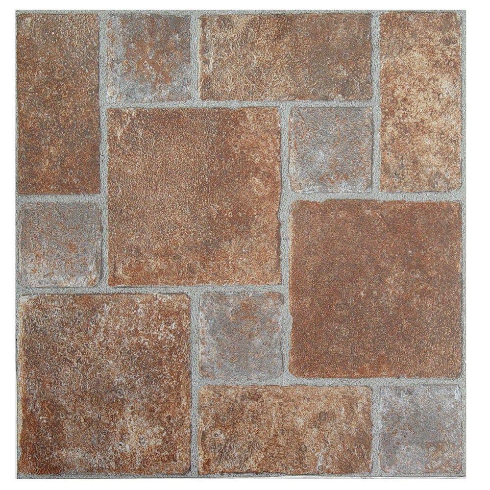 vinyl flooring brick pavers