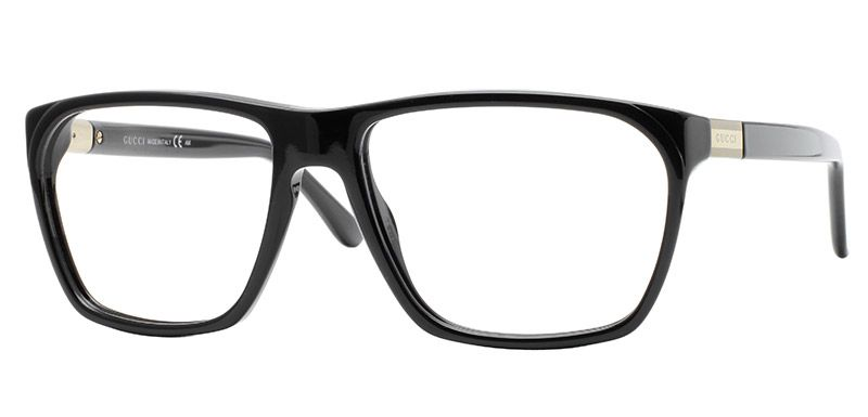 4533a6979a5f If you're gonna wear nerd glasses, they might as well be Gucci. [Gucci 1005  Eyeglasses $255]