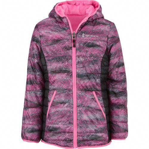 f56c52e2 Free Country Girls' Reversible Puffer Jacket (Pink, Size X Large) - Youth  Outerwear, Girl's Ski Outerwear And Fleece at Academy Sports  #RainJacketYouth