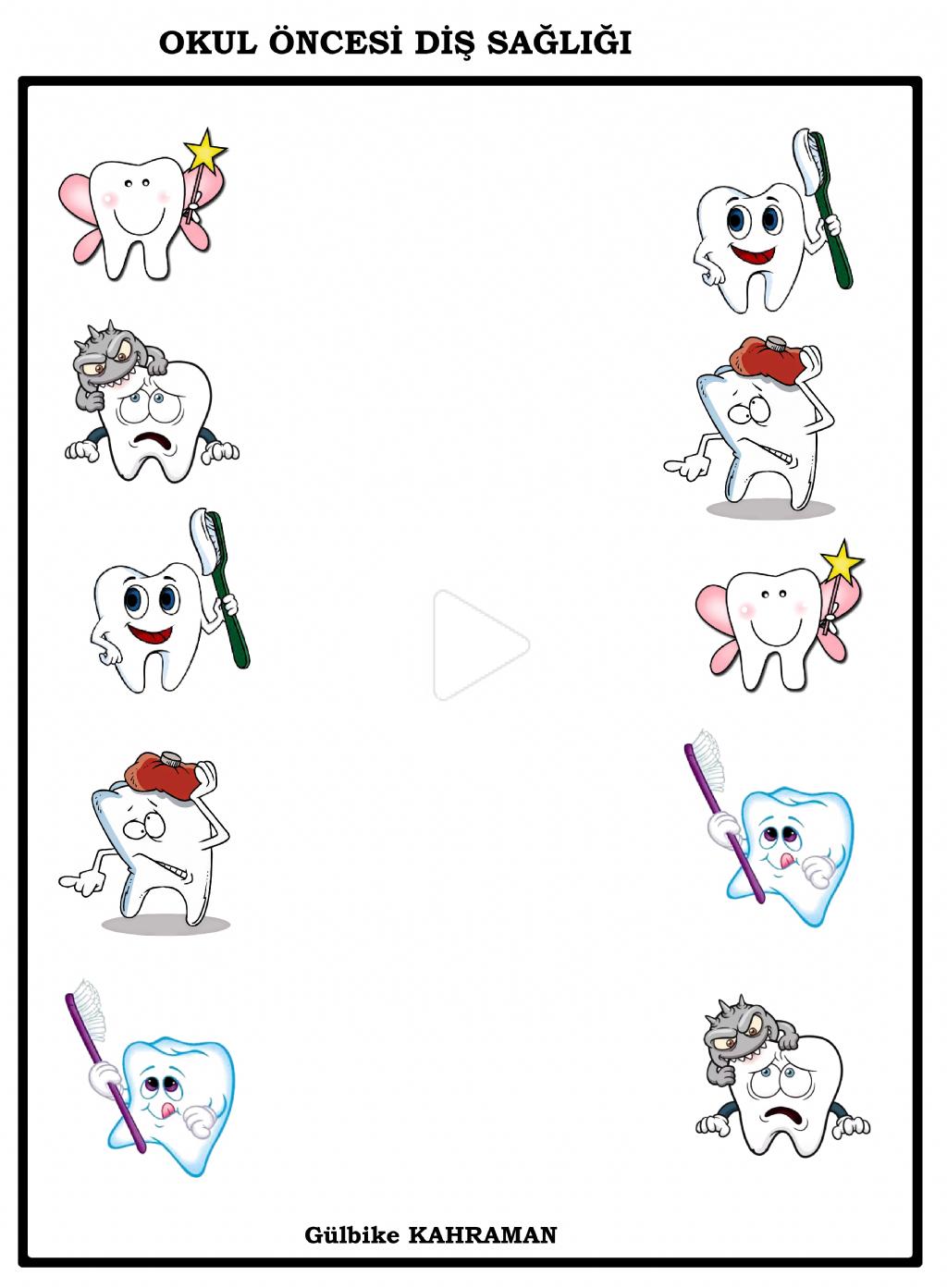 Preschool Dental Health Em