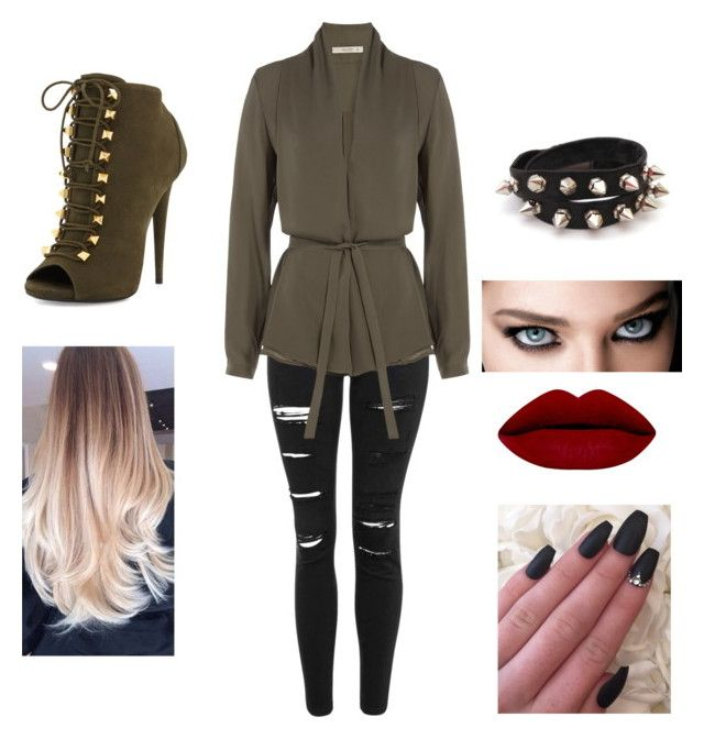 """""""Untitled #158"""" by binkis226 on Polyvore featuring Topshop, Etro, Giuseppe Zanotti, women's clothing, women's fashion, women, female, woman, misses and juniors"""