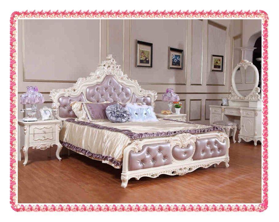 Compra camas talladas online al por mayor de China, Mayoristas de ...