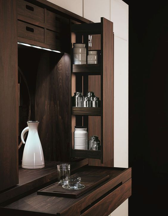 Pin By Lobe Yang On Furniture Millwork Details Mini Bar Guest Room Design Hotel Minibar