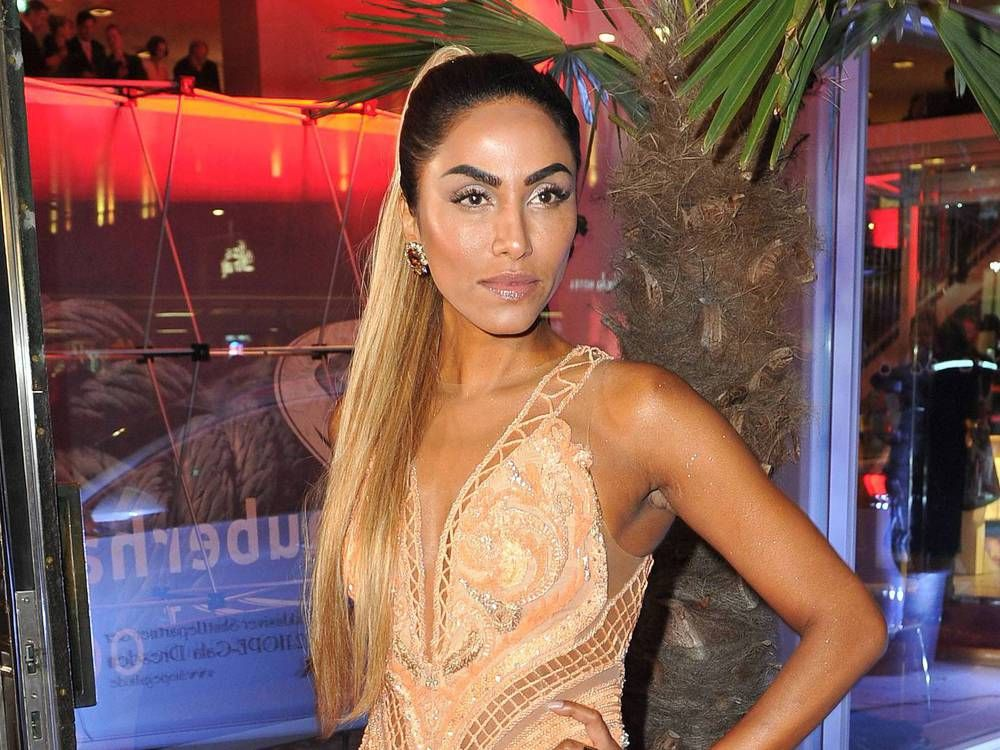 Elegant Oder Sexy Sabrina Setlur Macht Den Mix Daraus Fashion