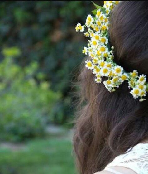 Flower Crown Small Little Mini Sunflowers Made From Plastic