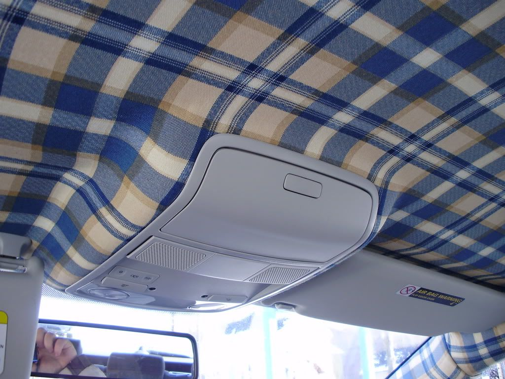 How To Reupholster A Headliner Google Search Diy