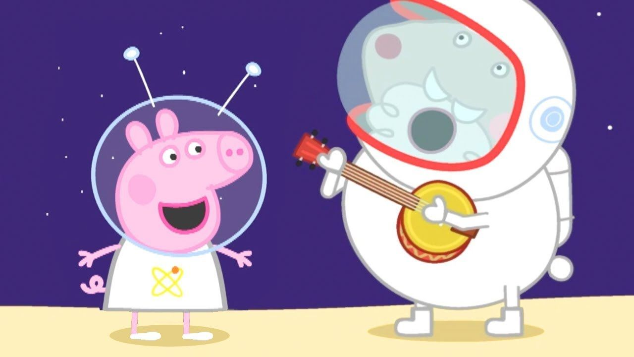 Peppa Pig English Episodes With Images Peppa Pig Peppa Pig