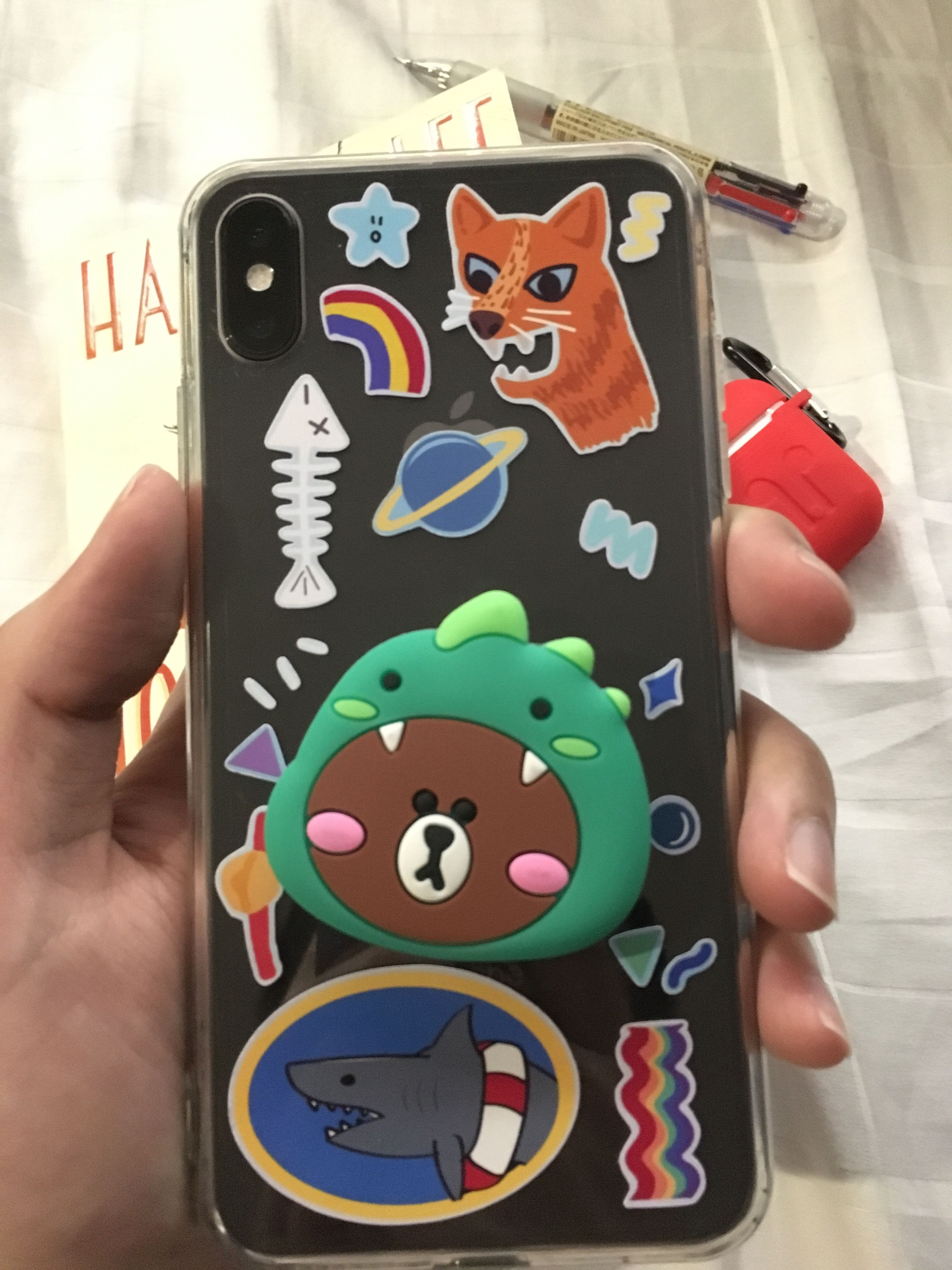 My Silly Iphone Xs Max Case W Capinhas Iphone Iphone Celulares