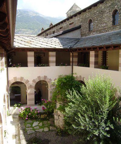 Il Chiostro di San Francesco Susa