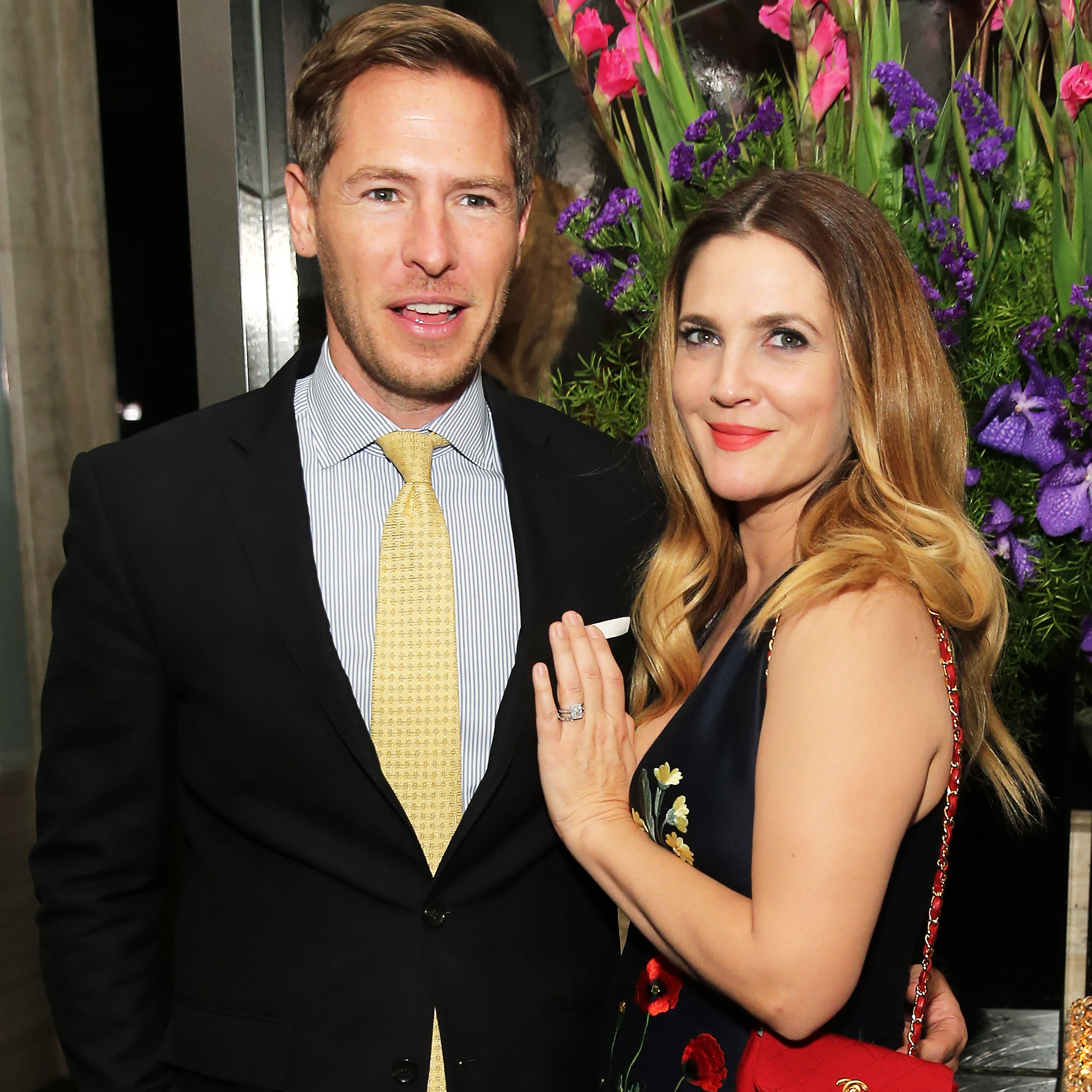 Drew Barrymore and Her Daughters Support Ex-Husband Will Kopelman at the  NYC Marathon — See the Pic!