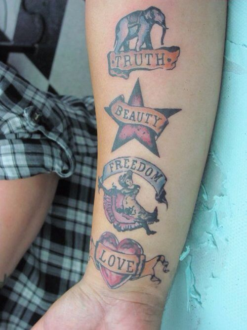 Pin By Maggie Krawczyk On Tattoos Tattoos Moulin Rouge Tattoo Quotes