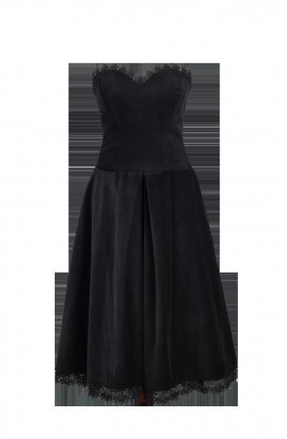 Beluga Dress black | my Lena Hoschek Collection | Pinterest