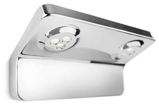 Badkamer Wandlamp Chroom : Wandlamp badkamer led lichts chroom badkamer vorteile