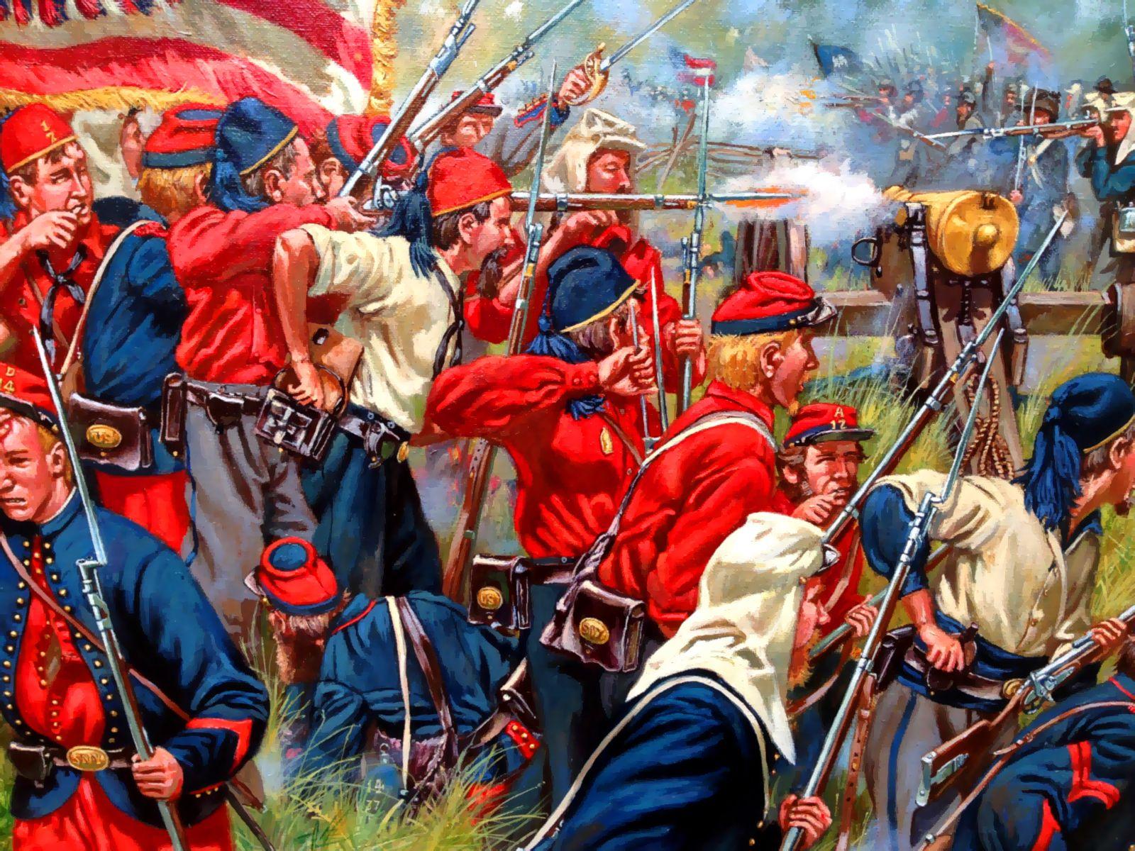 722 best images about Civil War Paintings on Pinterest |American Civil War Battle Paintings