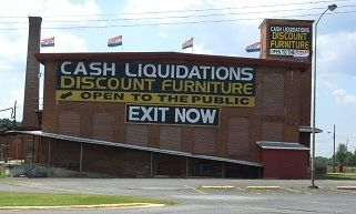 Hotel Furniture Store, Forsyth,GA