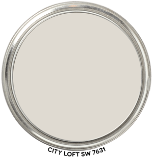 Expert SCIENTIFIC Color Review of City Loft 7631 by Sherwin-Williams