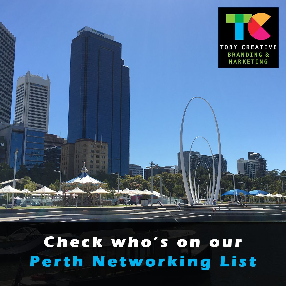 Check who's on our Perth Networking List Join other Perth Business owners, managers and BDMs at local Perth Networking Groups & Networking Organisations operating in Perth, Western Australia. Find all the contact details for Perth network groups near you that will help your business grow: https://tobycreative.com.au/perth-business-networking-groups/ #tobycreative #branding #marketing #seo #networking #businessnetworks #perthnetworking #businesssupport #businessgrowth