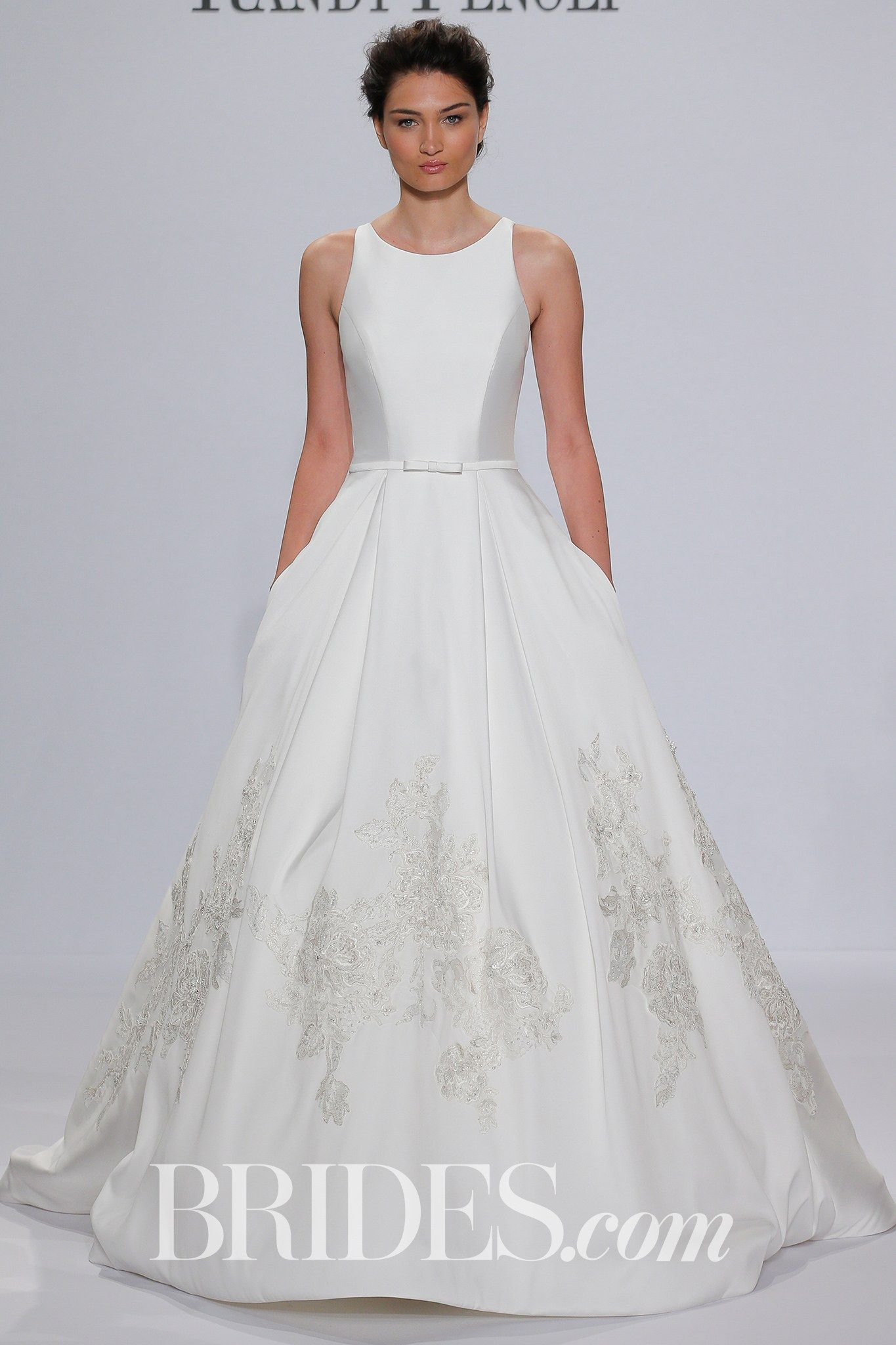 The newly minted designer just debuted his Randy Fenoli for Kleinfeld  Spring 2018 collection at Bridal Fashion Week. bd8fc3292bde