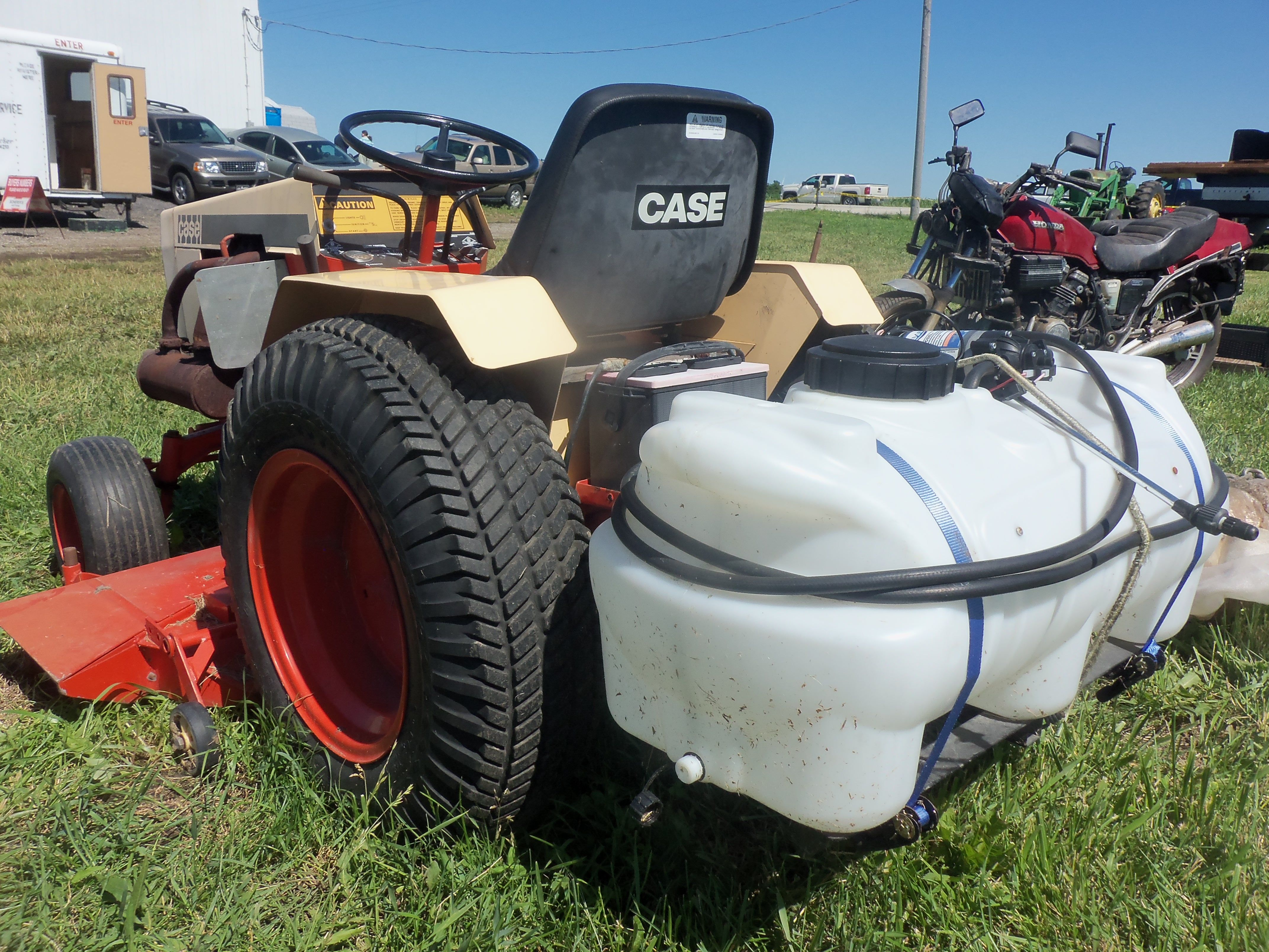 Case 444 Lawn Garden Parts Manuals Ingersoll 446 Wiring Diagram Rear Of Tractor J I Equipment Rh Pinterest Com Manual Vintage Tractors