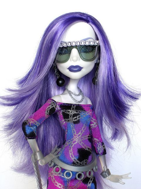 Spectra Monster High Doll Monster High Scaris Couture Pinterest