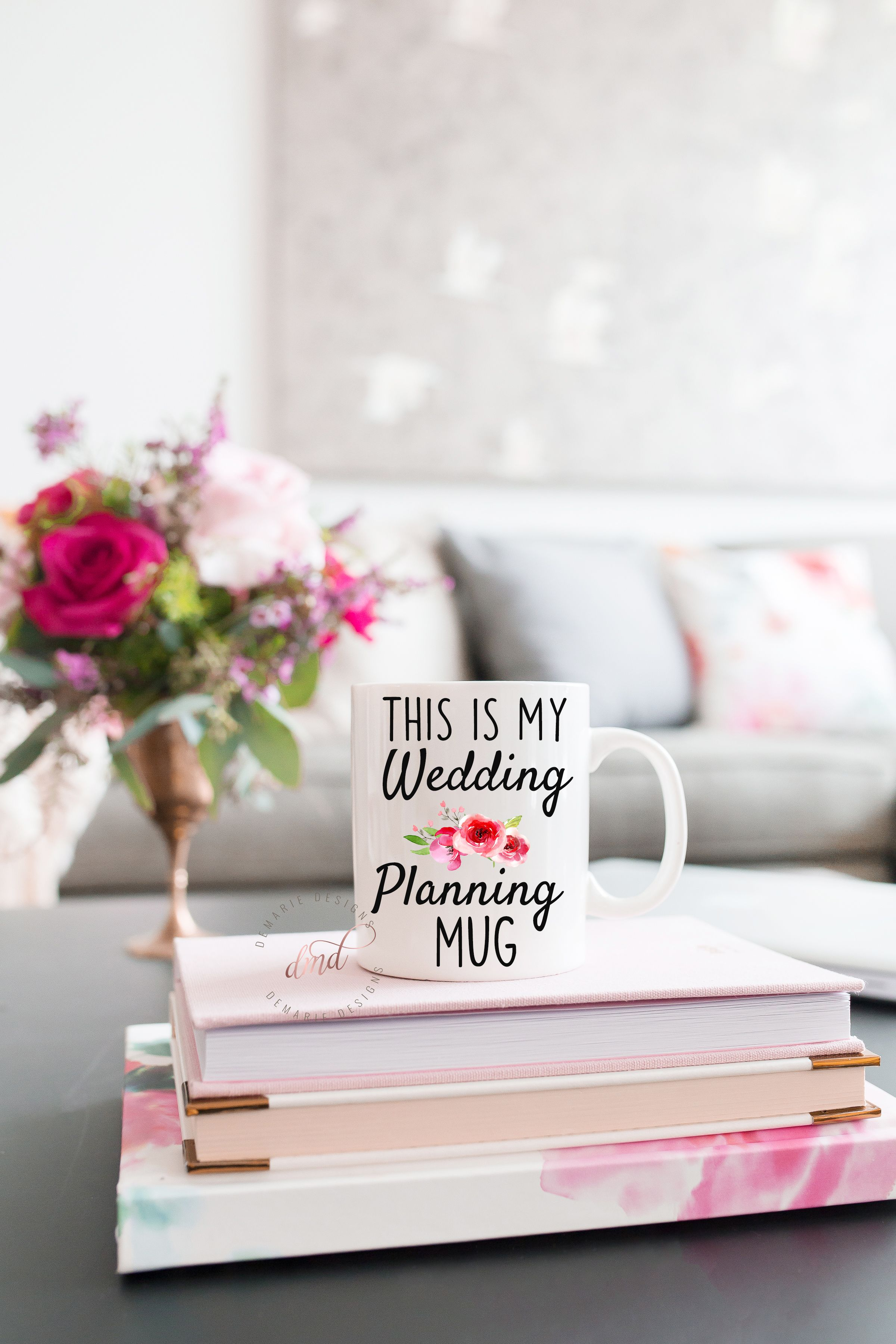 Bride Mug Bride Gift Wedding Planning Mug Wedding Planning