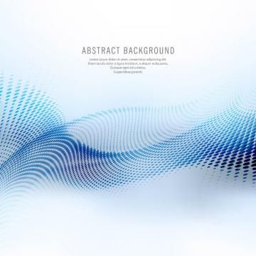 Abstract Shiny Blue Mesh Wave Background Abstract Background