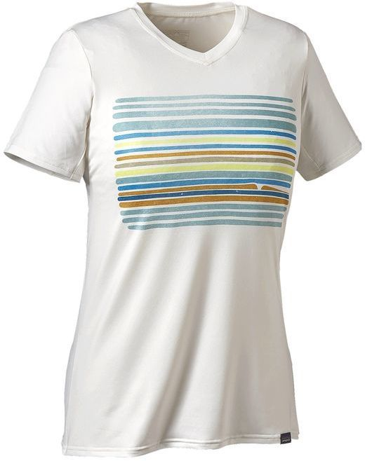 b85b8a53a Patagonia Women's Capilene® Daily Graphic T-Shirt ($23) | Kara ...