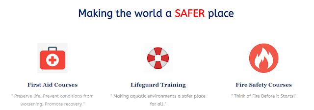 Firstaed التدريب على هندسة الامن والسلامة والاسعافات الاولية أساسيات الحفاظ على الحياة Making The World Fire Safety Course First Aid Course Safety Courses