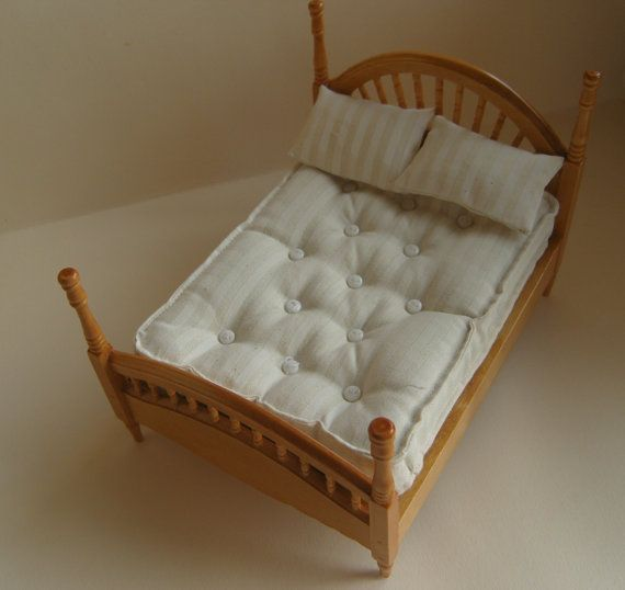Hey, I found this really awesome Etsy listing at https://www.etsy.com/listing/155660752/mattress-and-pillows-to-fit-a-double-bed