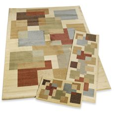Nova Tile Rug Set Of 3 Bed Bath Beyond With Images Tile