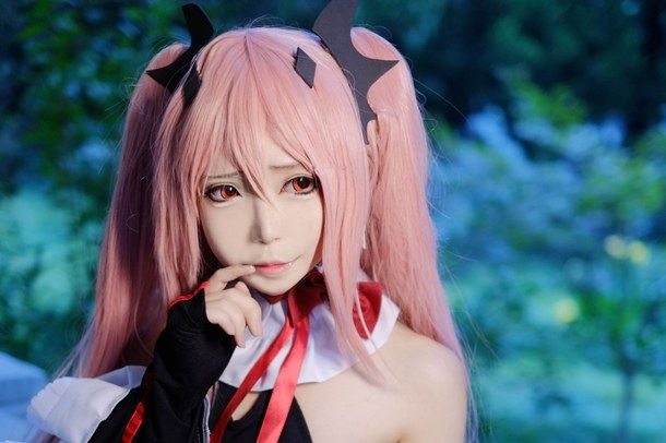 Anime Guy Cosplay Cute Anime Girl Cosplay Seraph Of The End