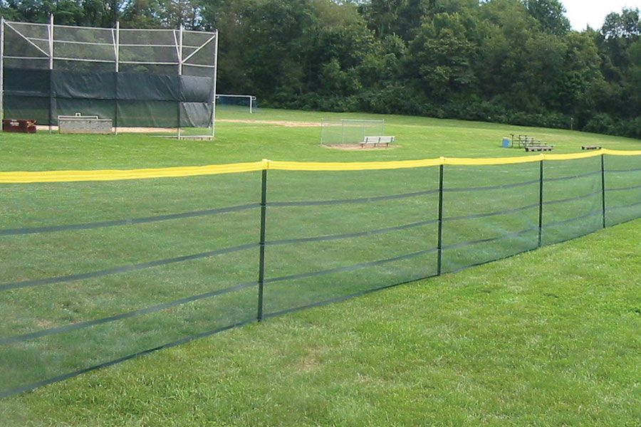 Image result for temporary fence Fencing/wall ideas Pinterest