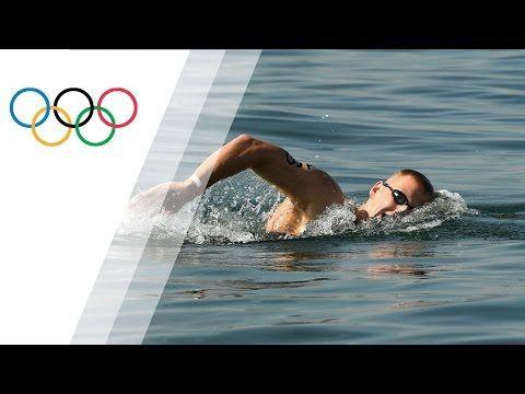 Rio Replay: Men's Open Water 10km Marathon Final - YouTube