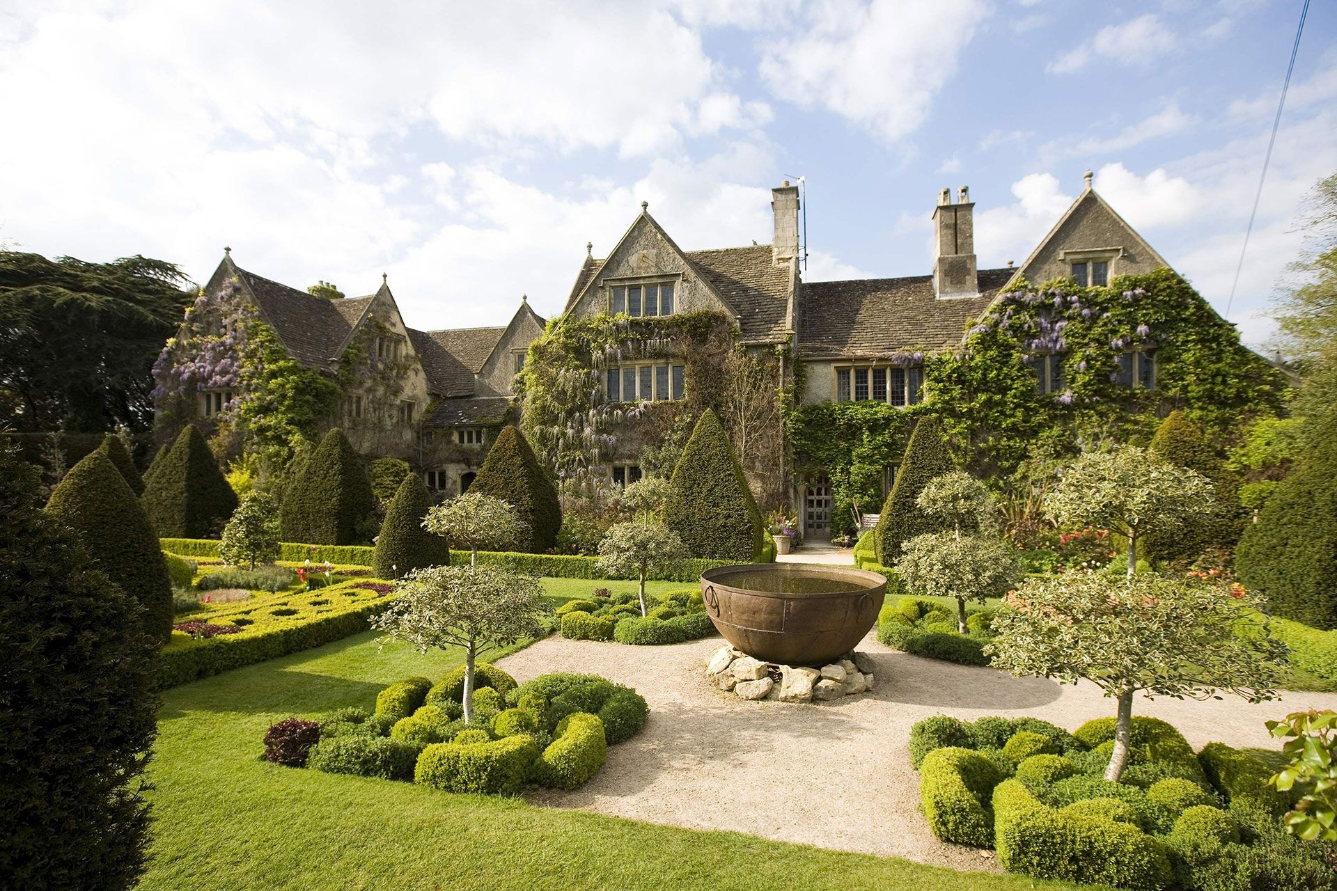 12 Properties with Gorgeous Gardens | Country Properties - Country ...