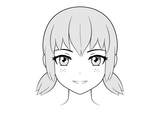 How To Draw Anime Manga Tutorials Animeoutline Manga Tutorial Nose Drawing Anime Nose
