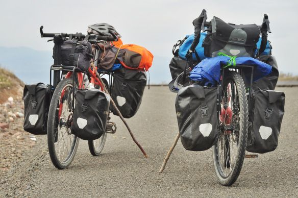 Gear For Extended Cycle Touring Touring Bicycles Bike Touring