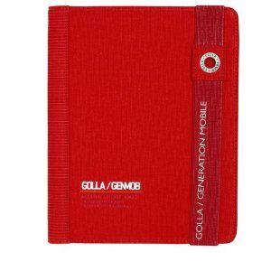 Golla Paz G1332 Portfolio for Apple iPad 2/3rd Generation - Red: Amazon.co.uk: Computers & Accessories