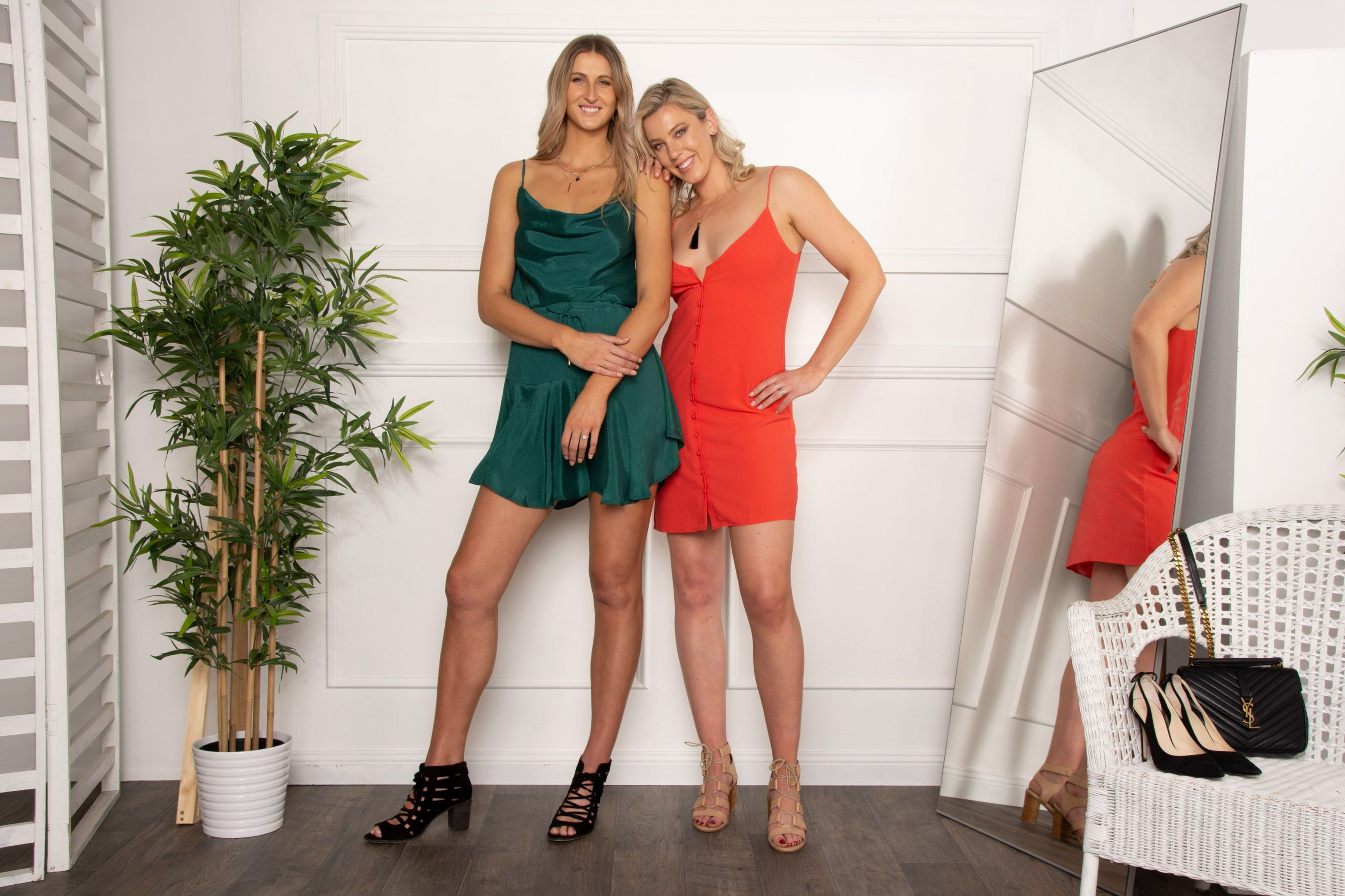 Button Front Orange Cami Dress For Tall Women Height Of Fashion Strappy Summer Dresses Dresses Cami Dress [ 2000 x 3000 Pixel ]