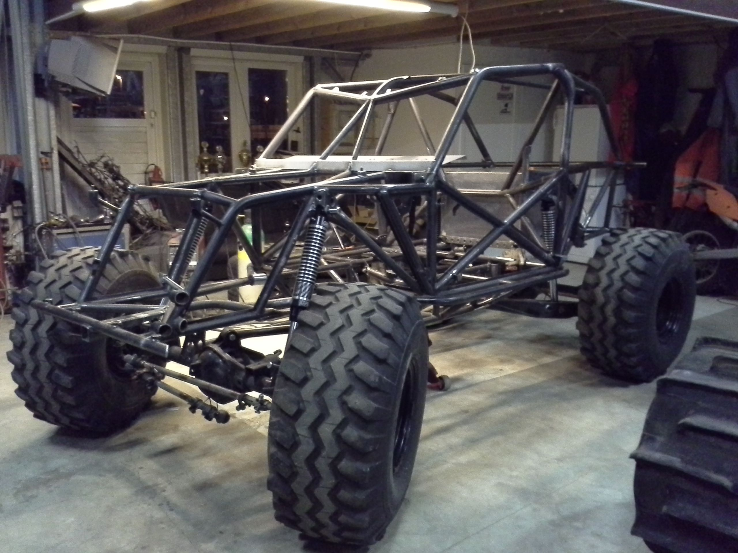 ride height | Sindri Bronco buggy project | Monster trucks