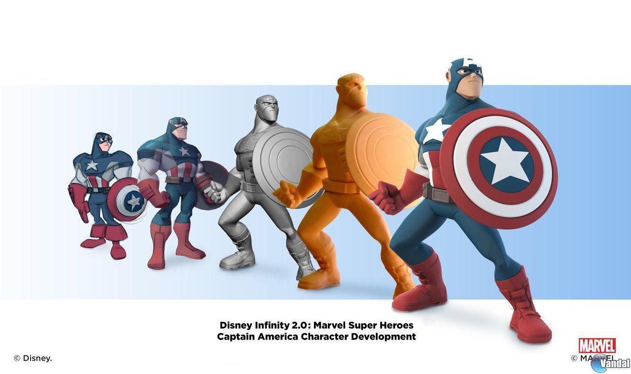 Imagen 17 De Disney Infinity 2 0 Marvel Super Heroes Para Psvita Disney Infinity Superhéroes Marvel Magníficos