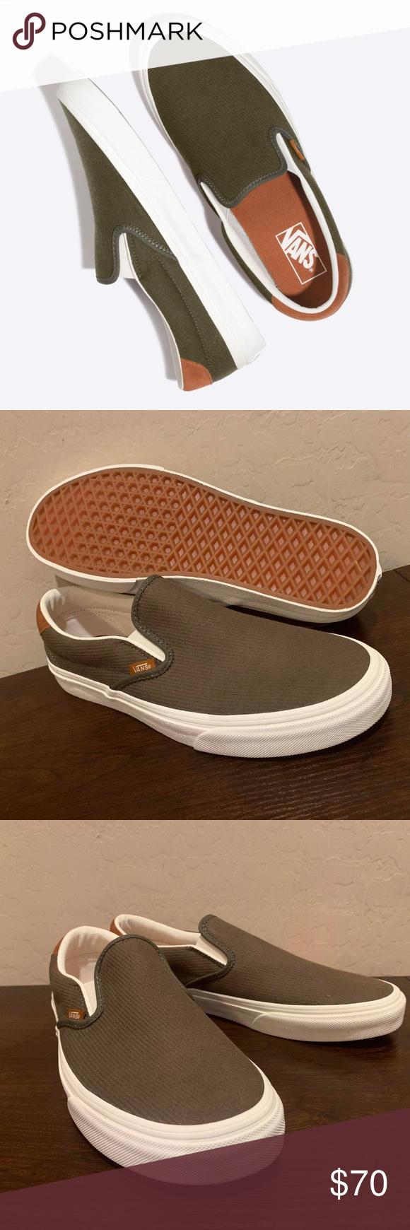 3c92e7ec6e Vans Slip-On 59 Skate Shoes Women s Flannel Dusty Vans SLIP ON 59 Flannel