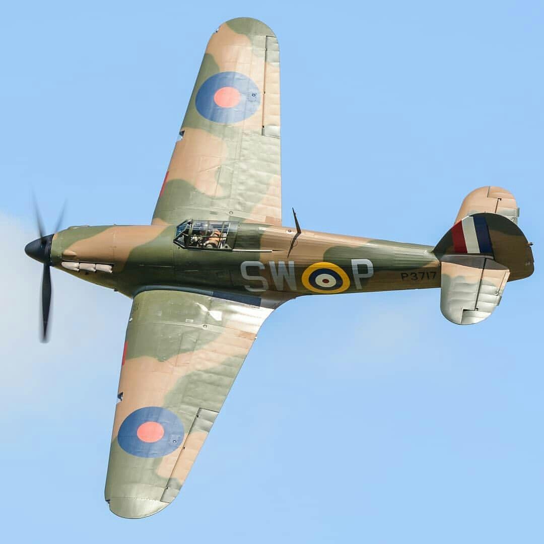 Pin On Hawker Hurricane