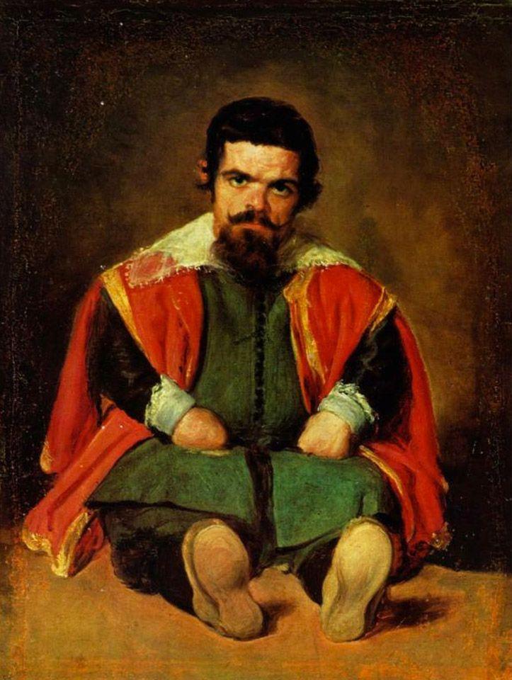 Retratos de anões realizados por Velázquez O papel dos anões na ...