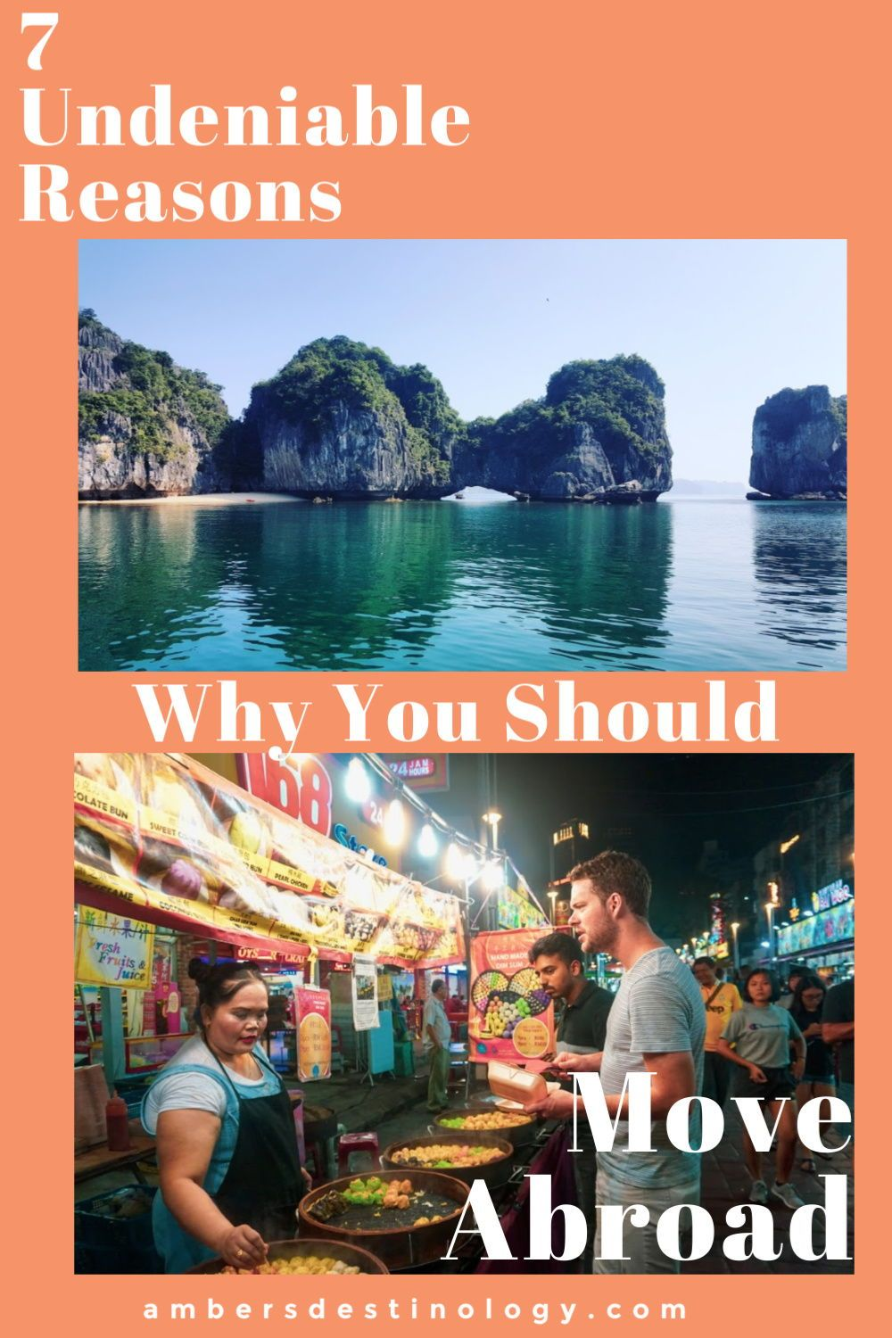 7 Undeniable Reasons Why You Should Move Abroad Expat