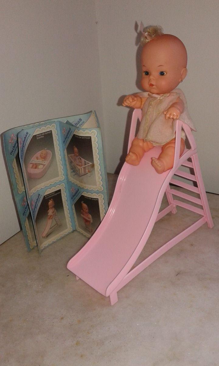 Boneca Chuquinha Anos 80 Da Estrelaantiga R 18000 No