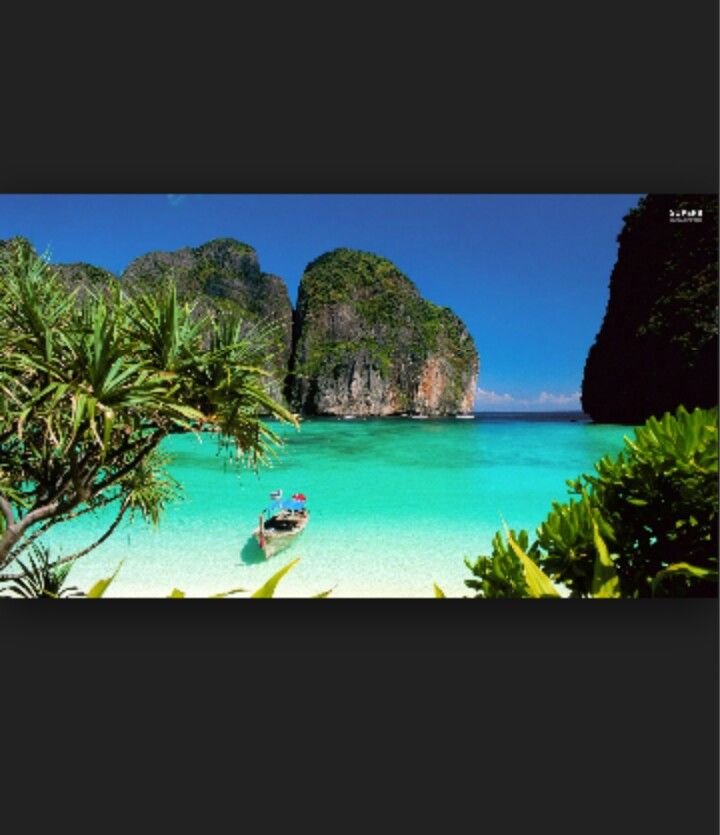 The beaches of Thailand are just beautiful.