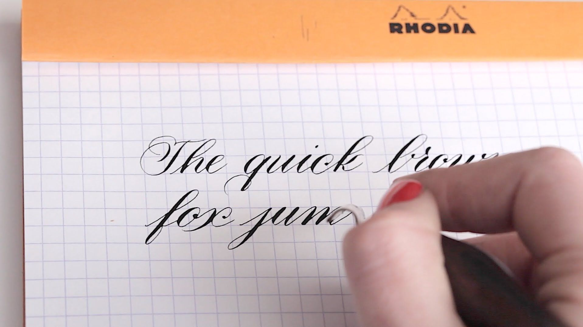 calligraphy on line