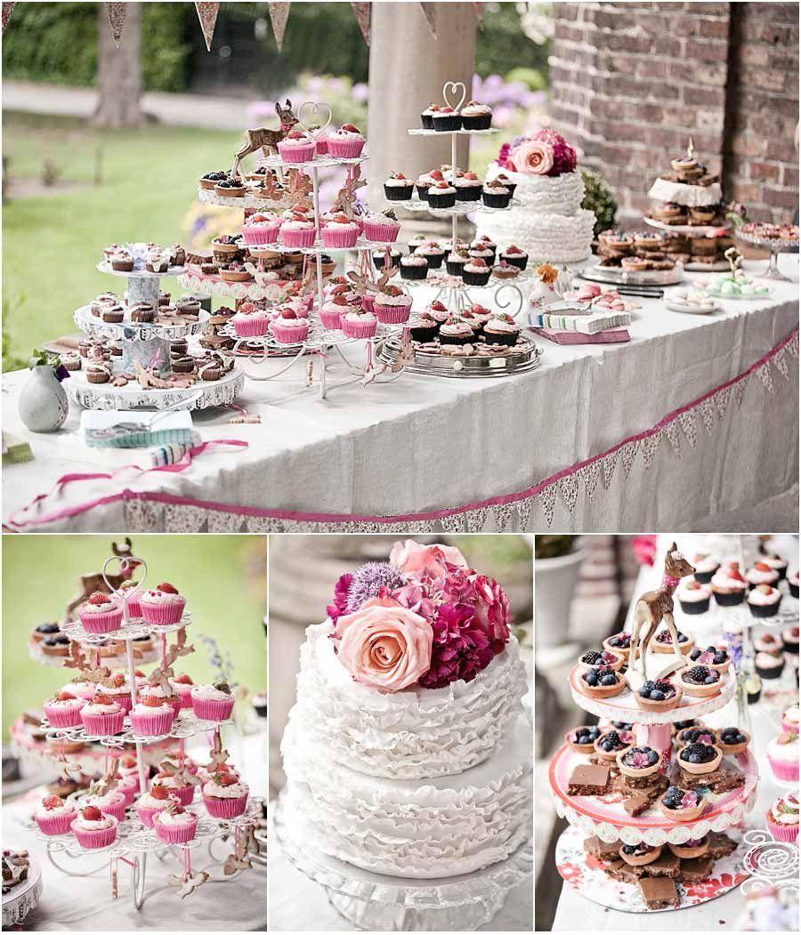 Hochzeitsfeier Essen Cupcakes Hochzeit Location Marienburg