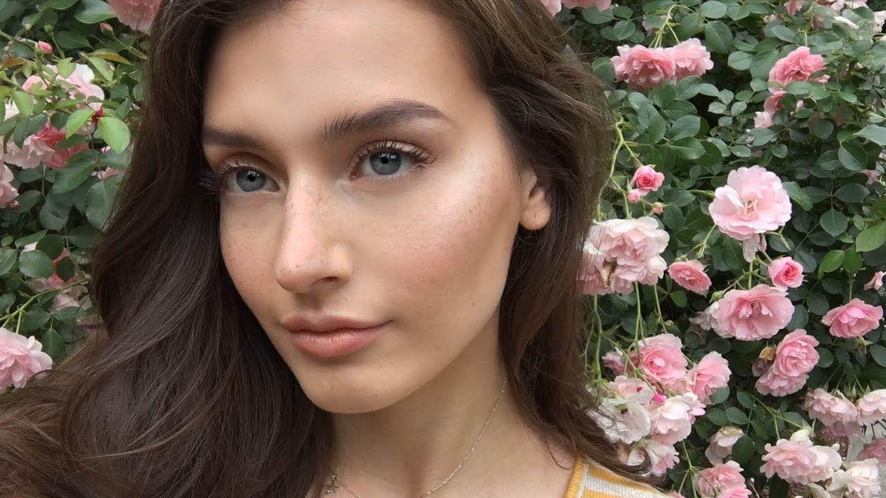 NoMakeup Makeup Tutorial ft. Glossier Jessica Clements